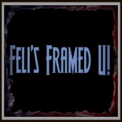 Feli's Framed U! Store Logo